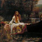 lady of shalott_waterhouse