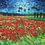 Poppies-Van-Gogh