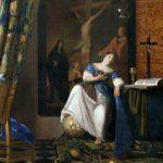vermeer allegory of faith